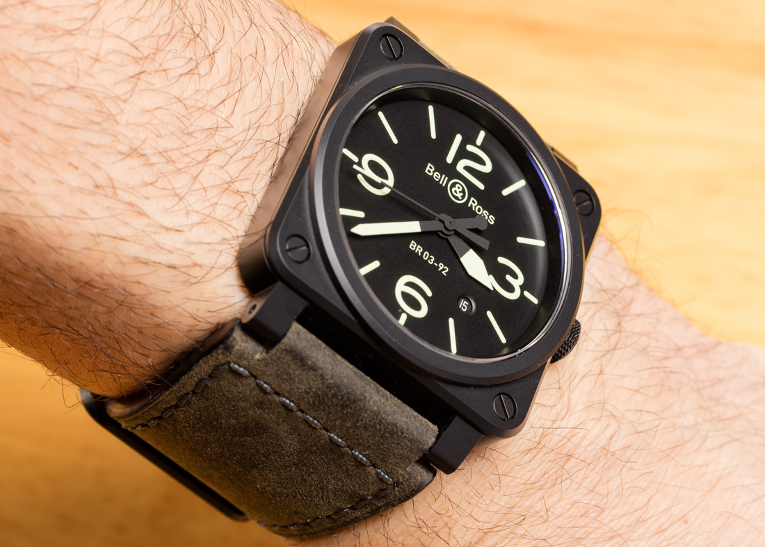 Bell and Ross Replica-at