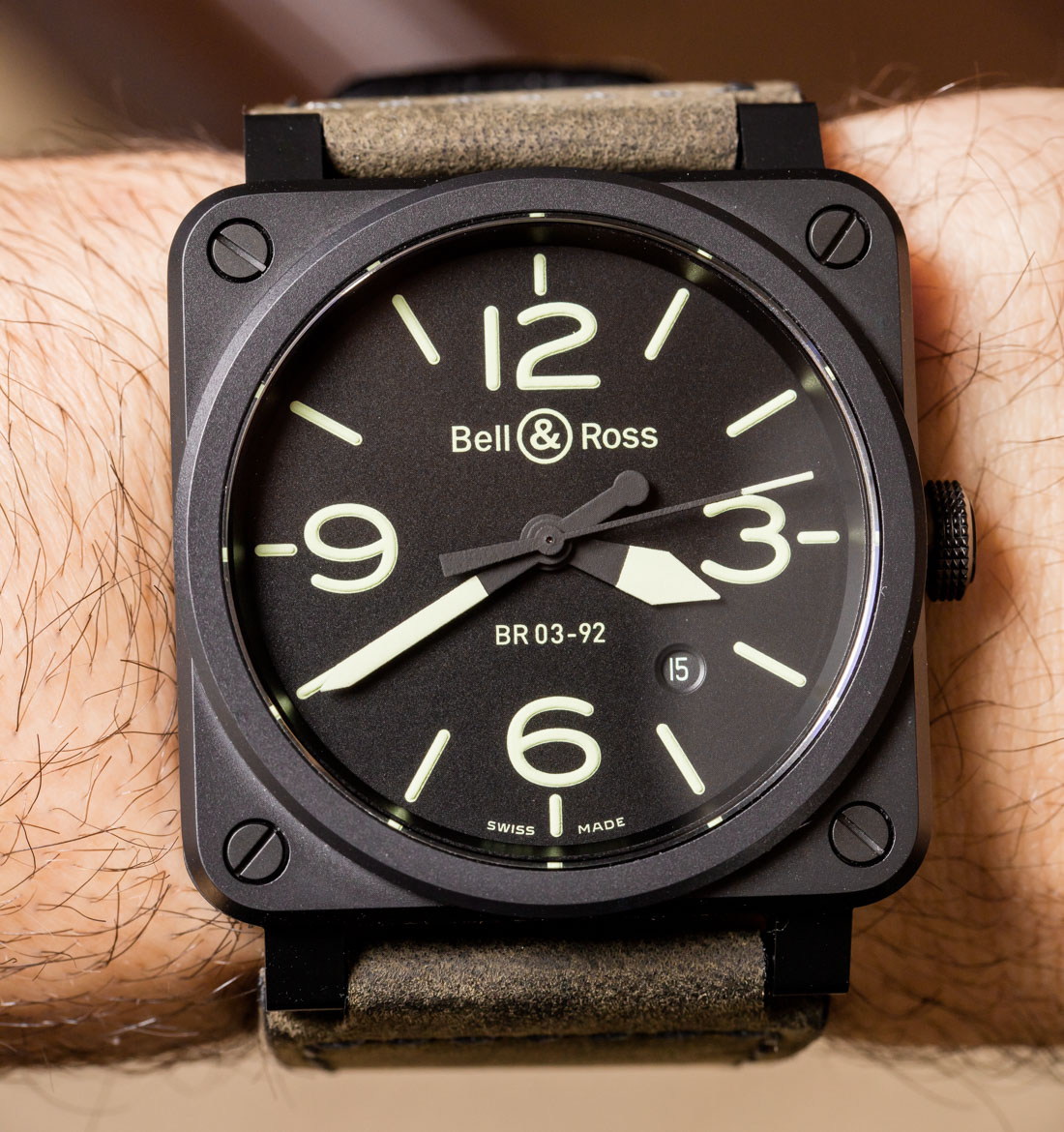 Bell and Ross Replica-abk